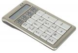 Externer Ziffernblock mit Taschen- rechnerfunktion für Tastatur 840,