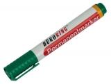 Büroring Permanentmarker, grün, Rundspitze 1,5-3mm