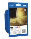 Multipack Tintenpatronen farbig LC-1100 für DCP-185C,-385C,-395CN