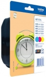 Multipack Tintenpatronen farbig LC-125XL für DCP-J4110DW, MFC-J4410DW,