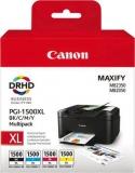 Multipack PGI-1500XL für Maxify MB2050, MB2350