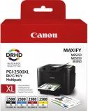 Multipack PGI-2500XL für Maxify IB4050, MB5050,MB5350