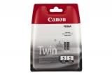 Tintenpatrone PGI-5BK Twin Pack schwarz