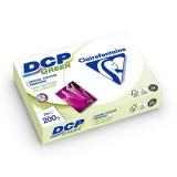 DCP green Kopierpapier, A3, weiß, 200g, 250 Blatt, Recycling,