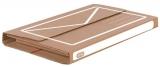 Versandverpackung für A4+, braun/weiß Höhe 1-5 cm, Selbstklebeverschluß,