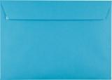 Briefumschlag C4 HK 120g intensiv-blau 324x229mm