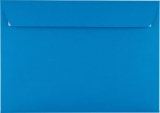 Briefumschlag C4 HK 120g königsblau 324x229mm
