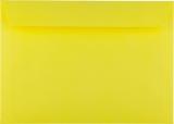 Briefumschlag C4 HK 120g intensiv-gelb 324x229mm