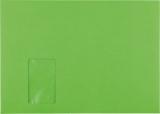 Briefumschlag C4 HK mit Fenster 120g intensiv-grün 324x229mm
