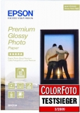 Fotopapier Premium Glossy Photo, 13 x 18