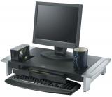 Der Monitorständer Office Suites ist in 5 Stufen höhenverstellbar.