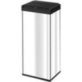 Hailo Großraum-Abfallbox Big-Box 60 Liter, Edelstahl