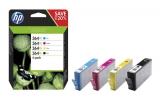 Kombipackung 364 XL für Deskjet 3070, 3520, Photosmart 5510, 5515, 5520,