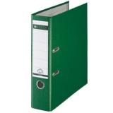 Ordner 101050, PP A4 RB 80mm grün 180° Ordner Präzisionsmechanik