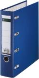 Doppelordner mit Schlitzen 8cm Für Format 2x A5 blau
