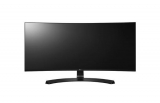 LED Monitor mattschwarz 86,36cm (34) 21:9, AH-IPS, Curved UltraWide