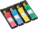 Index Mini Spender Post-it 683-4 sortiert 12,7x43,2mm