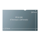 3M Blickschutz Filter PF22.0W