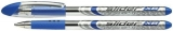 Kugelschreiber SLIDER Basic 1,4 mm Strichstärke XB, Visco Glide, blau