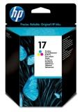 Farbdruckpatrone 17 farbig für Deskjet 816c, 825c, 825cvr, 840c,