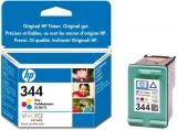 Dreikammer-Farbdruckpatrone 344 farbig für DeskJet 460,5740,5940,6520,6540